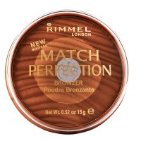 Poudre Bronzante Match Perfection Medium & Dark Rimmel