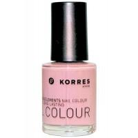 Vernis à Ongles Long Lasting N°11 Washed Off Pink Korres