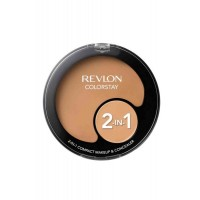2 in 1 Compact Makeup and Concealer 11g Nude 200 Colorstay
