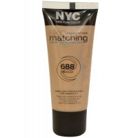 Skin Matching Foundation 30ml Medium (688)