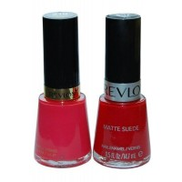 Nail Varnish Duo Offer Fire Fox & Electric Pink