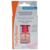 Nail Growth Treatment 13.3ml Transparent Clear Maximum Growth