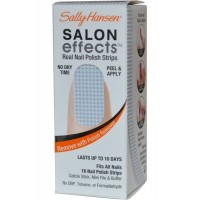 Real Nail Polish Strips On The Dot (02) Salon Effects