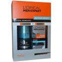 Active Sport Set- Anti Perspirant 150ml Hydra Energetic Quenching Gel 50ml Men Expert by L'Oreal