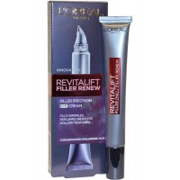 Eye Cream Filler Renew 15ml Fills Wrinkles. Replumps Under Eye Revitalift