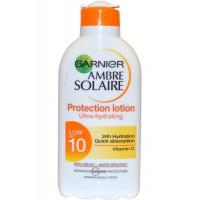 Lotion Ambre solaire 200 ml SPF10 Garnier ≡ GROSSISTE-MAQUILLAGE