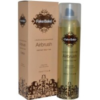 Airbrush Instant Self TanSpray 210ml Luxurious Golden Bronze