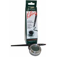 Gel Eyeliner Waterproof up to 24hr Wear 2.4g Emerald 005 Kate by Rimmel
