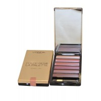 La Palette Lips (Levres) 6 Shades 6g Nude ( 6 x 1g) Color Riche