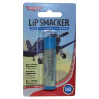 Lip Smacker Flavoured Lip Balm 4g Barrel Roll Blueberry Planes by