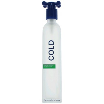 Eau de Toilette Cold 100ml Mixte Benetton