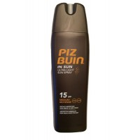 Ultra Light Sun Spray 200ml SPF15 Piz Buin In Sun