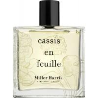 Eau de Parfum Femme Cassis en Feuille 100ml Miller Harris