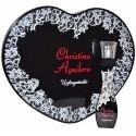 Coffret Unforgettable & Boîte Christina Aguilera ≡GROSSISTE-MAQUILLAGE