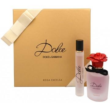 De 7 4ml Dolce Eau Femme Coffret Parfum 30ml Pen Rose Excelsa vI7mbfg6Yy