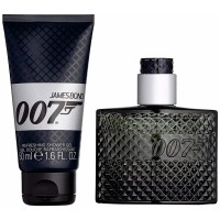 Coffret Homme James Bond 007 Eau de Toilette 30ml Shower & Gel 50ml James Bond