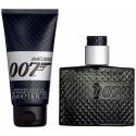 Coffret Homme James Bond 007 Eau de Toilette 30ml Shower & Gel 50ml James Bond