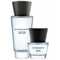 Coffret Homme Touch for Men Eau de Toilette 100ml & Eau de Toilette 30ml Burberry