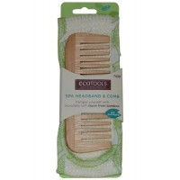 Spa Headband & Comb