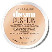 Fond De Teint Dream Cushion 30 Sable Maybelline ≡ GROSSISTE MAQUILLAGE