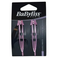 Barrettes Avec Papillon Roses Babyliss ≡ GROSSISTE MAQUILLAGE