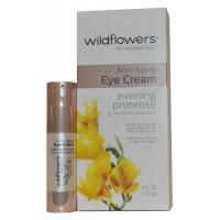 Eye Cream Anti Aging 15ml Evening Primrose Wildflowers Skincare Sensitive Skin