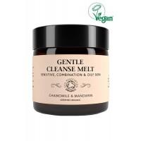 Gentle Cleanse Melt Chamomile Mandarin 60g Sensitive, Combination, Oily Botanicals Natural Organic Skincare