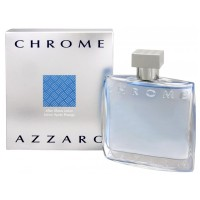 Lotion Après-Rasage Chrome 100ml Homme Azzaro ≡ GROSSISTE-MAQUILLAGE