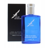 Lotion avant rasage 100ml Homme Blue Stratos ≡ GROSSISTE-MAQUILLAGE
