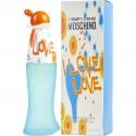 Eau de Toilette Love Moschino 100ml I Love ≡ GROSSISTE-MAQUILLAGE