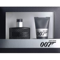 Coffret Eau de Toilette & Gel Douche James Bond ≡ GROSSISTE-MAQUILLAGE
