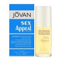 Eau de Cologne Sex Appeal 88 ml Homme Jovan ≡ GROSSISTE-MAQUILLAGE