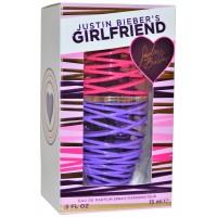 Eau de Parfum Girlfriend Femme Justin Bieber ≡ GROSSISTE-MAQUILLAGE