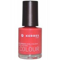 Vernis à Ongles N°49 Grenadine Pink Korres ≡ GROSSISTE-MAQUILLAGE