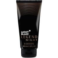 Gel Douche Complet Legend Night Mont Blanc ≡ GROSSISTE-MAQUILLAGE