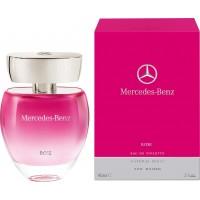 Eau de Toilette Rose 90 ml Femme Mercedes Benz ≡ GROSSISTE-MAQUILLAGE
