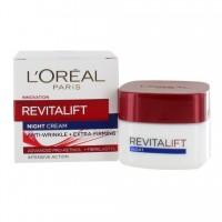 Crème de nuit Anti-Rides Revitalift L'Oréal ≡ GROSSISTE-MAQUILLAGE