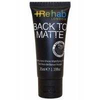 Gel anti-brillance Back to matte Rehab London ≡ GROSSISTE-MAQUILLAGE