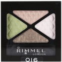 Quadro d'ombres à paupières N°016 Rimmel London ≡ GROSSISTE-MAQUILLAGE