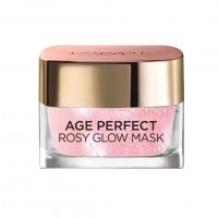 Rosy Glow Mask Global Action Age Perfect L'Oréal ≡GROSSISTE-MAQUILLAGE