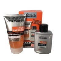 Coffret Kick Start Kit Men Expert de L'Oréal ≡ GROSSISTE-MAQUILLAGE