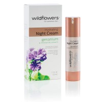 Crème de Nuit Hydratante Wildflowers Skincare ≡ GROSSISTE-MAQUILLAGE