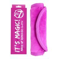 Tissu démaquillant C'est magique ! W7 ≡ GROSSISTE-MAQUILLAGE