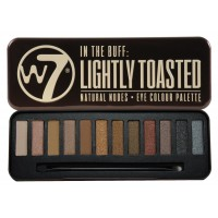 Palette Ombres à paupières Lightly Toasted W7 ≡ GROSSISTE-MAQUILLAGE