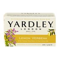 Barre de Bain Naturelle Verveine & Citron Yardley≡GROSSISTE-MAQUILLAGE