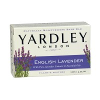 Barre de bain Lavande anglaise Yardley ≡ GROSSISTE-MAQUILLAGE