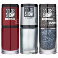 Set Downtown Rouge, eau et noir Maybelline ≡ GROSSISTE-MAQUILLAGE