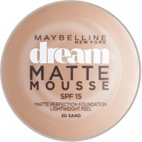 Fond de Teint N°30 Sand Dream Matte Maybelline ≡ GROSSISTE-MAQUILLAGE
