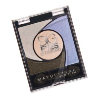 Fard à Paupières N°04 Luminous Blue Maybelline ≡ GROSSISTE MAQUILLAGE