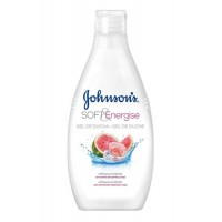 Soft and Energise Shower Gel 750ml Johnsons